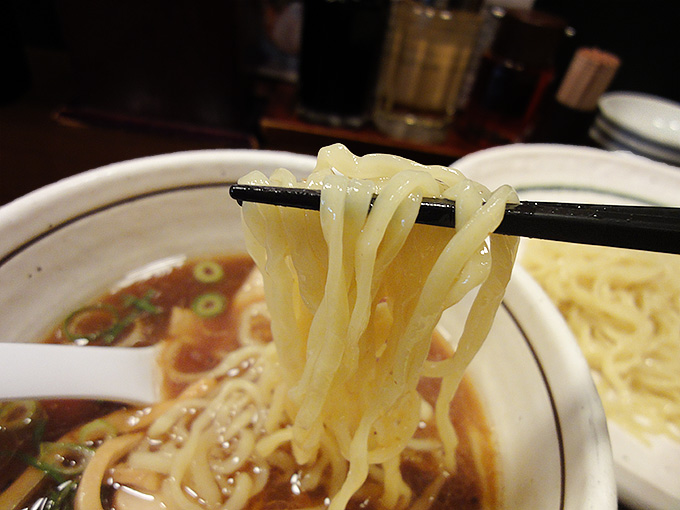 えいふく町の麺