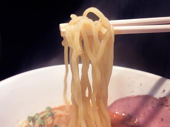 麺屋昇神の麺