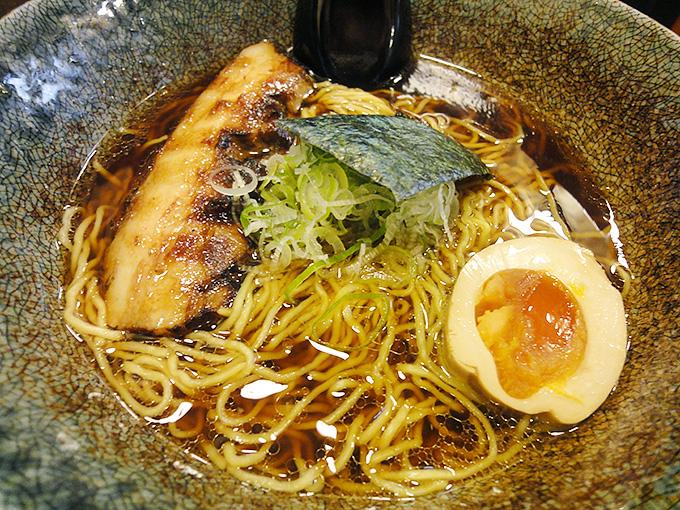 秘伝ダレのチャーシュー麺