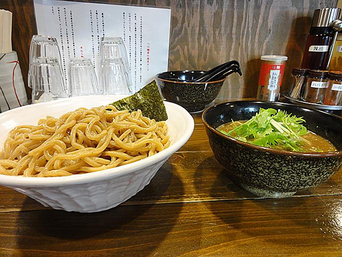 つけ麺寅胚芽つけ麺