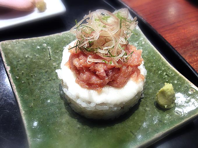 紗羅餐膳の寿司