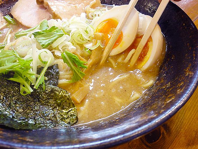 ドロ系スープ
