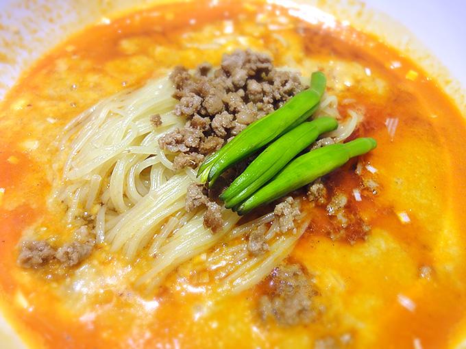 桂花担々麺