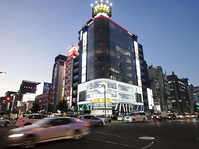 ドン・キホーテ栄店錦三丁目