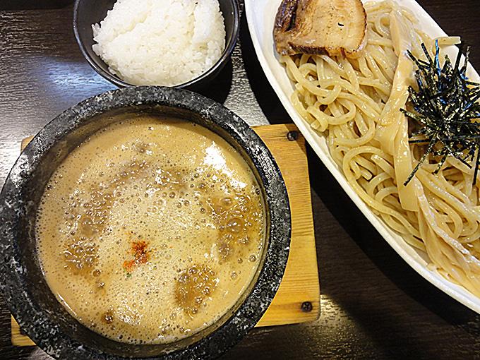 ぎんやつけ麺