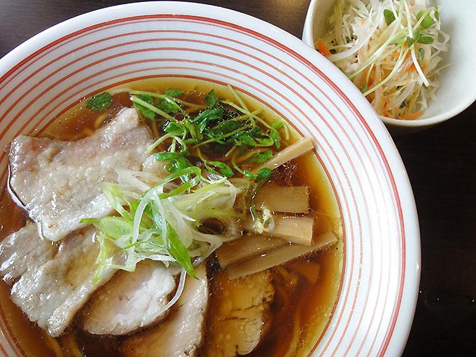 らーめん奏 東区 キントアチャーシュー麺