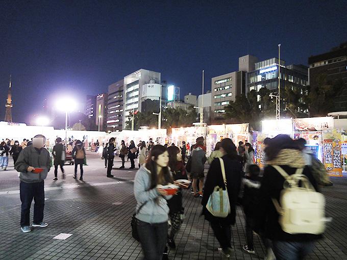 名古屋らーめん祭り会場