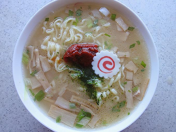 龍上海カップ麺