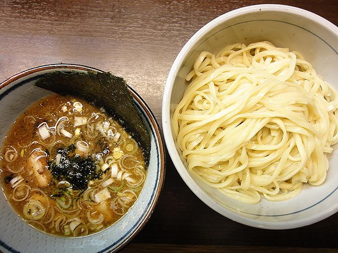 豆天狗つけ麺