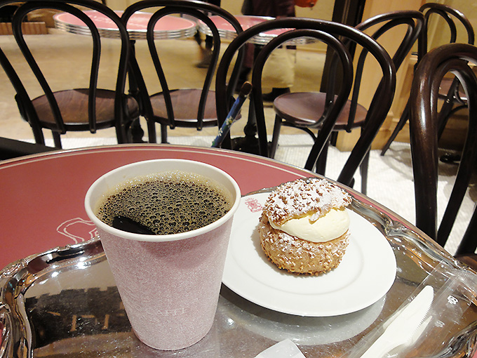 アンティコカフェ アルアビス JR名古屋セントラルタワーズ店のカフェ