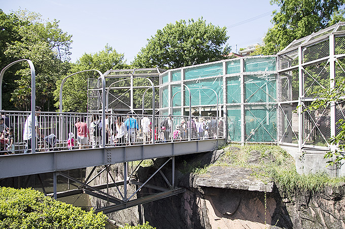 東山動物園ライオンゲート