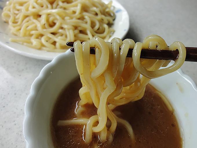 ファミリーマート冷凍つけ麺実食
