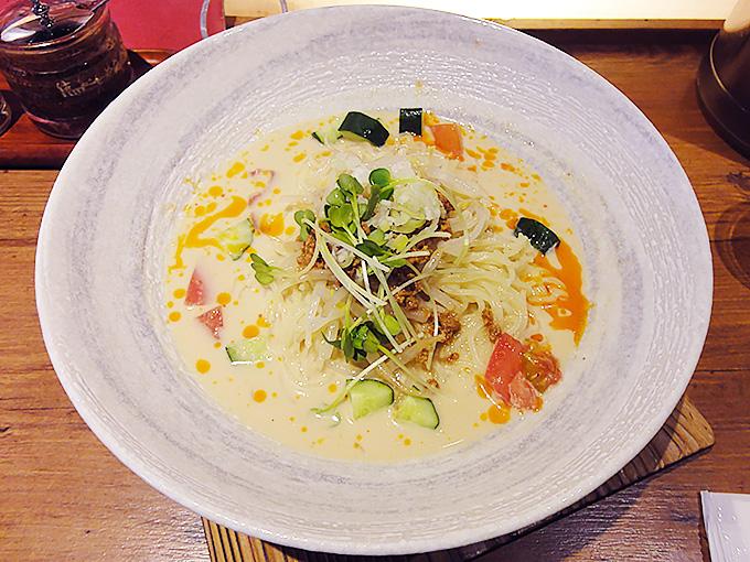 錦城住吉店 名古屋市中区栄にある担々麺の店