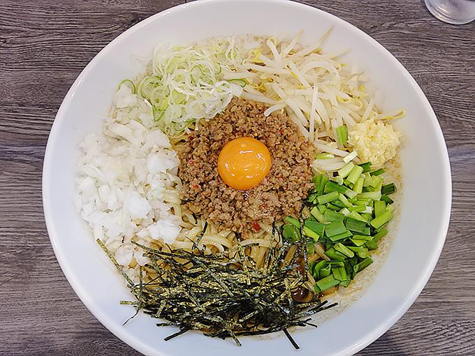 つけ麺丸和名駅西店 名古屋駅西口で食べられる台湾まぜそば
