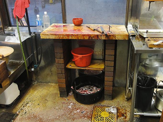 田代の厨房