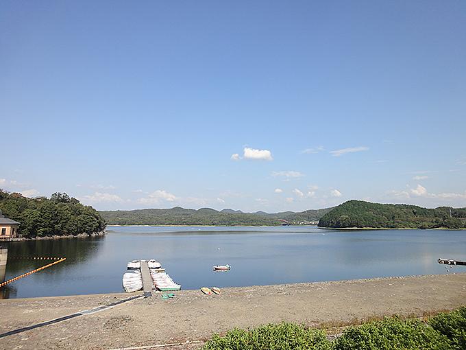 入鹿池(いるかいけ)愛知県犬山市でブラックバス釣り情報