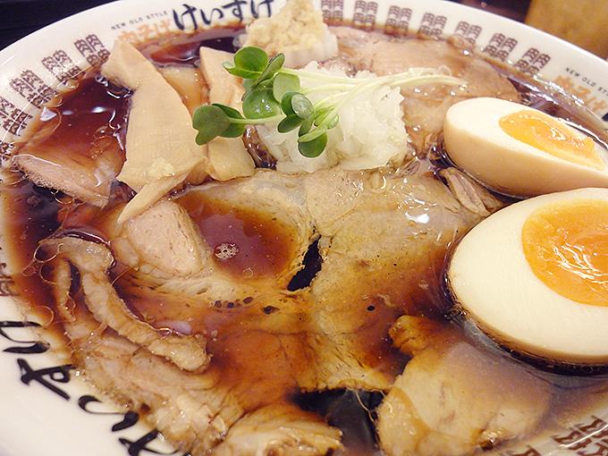 肉そばけいすけ大名古屋ビルヂング店 けいすけのフランチャイズが名古屋に