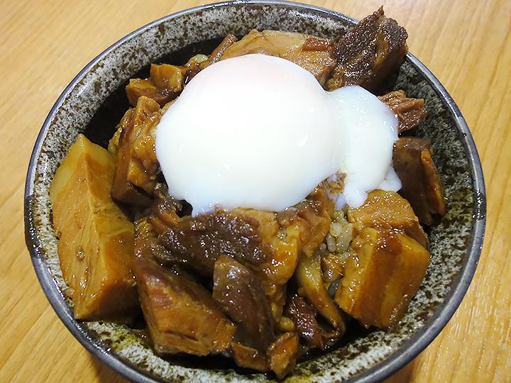 肉味噌ご飯